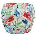 Blueberry Organic Side Snap Simplex: Medium: Hummingbirds *new inner*