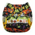 NEW! Blueberry Capri Nappy Wrap: Spook
