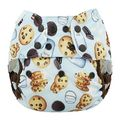 NEW! Blueberry Capri Nappy Wrap: Cookies