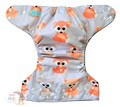 NEW! Alva Baby Junior Nappy: Baby Fox