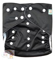NEW! Alva Baby Junior Nappy: Black