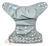 Alva Baby Junior Nappy: Grey