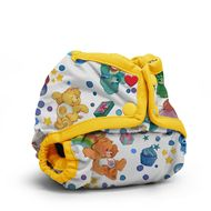 NEW! Rumparooz Newborn Nappy Wrap: Care Bears Birthday Party