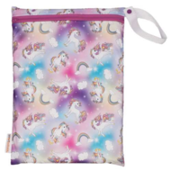 NEW! Smart Bottoms On the Go Wet Bag: Chasing Rainbows