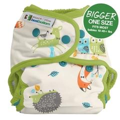 NEW! Best Bottoms Bigger Shell Cotton: Hedgie Love