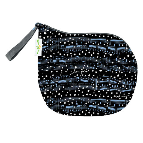 NEW! Bumgenius Outing Wet Bag: Wolfgang