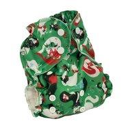 NEW! Applecheeks Envelope Cover: Onesize: Santa Paws