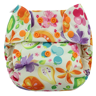 NEW! Blueberry Capri Nappy Wrap: Ambrosia