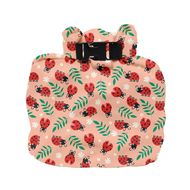 NEW! Bambino Mio Wet Nappy Bag: Loveable Ladybug