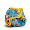 NEW! Rumparooz Newborn Wrap: Toki Sea