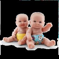 NEW! Rumparooz Dolls Nappies 2pk: Tokisea