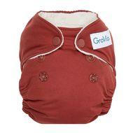 NEW! Grovia Newborn All-in-one: Marsala