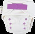 NEW! Ecopipo Night Nappy: Lilac
