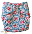NEW! Alva Baby Onesize Nappy: Baby Rose