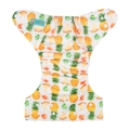 NEW! Alva Baby Onesize Nappy: Tropical Fruit