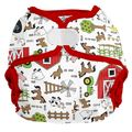 Imagine Baby Onesize Nappy Wrap: Barnyard Jam
