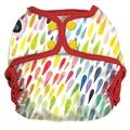 NEW! Imagine Baby Onesize Nappy Wrap: Raindrops