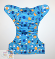NEW! Alva Baby Onesize Nappy: Rockets