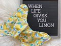 NEW! Buttons Onesize Wrap: Limon