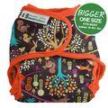 Best Bottoms Bigger Shell Cotton: Jewel Woods