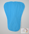 Pack of 5 Fleece Nappy Liners - Turquoise