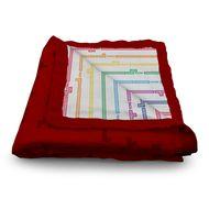 NEW! Kangacare Serene Blanket: Block Party Tetrimino
