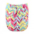 NEW! Alva Baby Onesize All-in-one: Chevrons