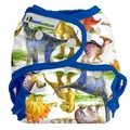 Best Bottoms Onesize Shell: Dino Mite