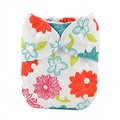 NEW! Alva Baby Onesize All-in-one: Floral
