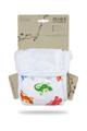 NEW! Petit Lulu Minimal EC Nappy: Geckos