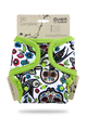 NEW! Petit Lulu SIO Complete: Mexican Skulls White