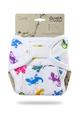 Petit Lulu Onesize Wrap: Geckos