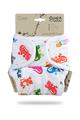 NEW! Petit Lulu Onesize Wrap: Geckos