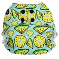 Imagine Baby Onesize Pocket Nappy: Pineapple Pop
