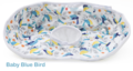 NEW! Bambooty Car Seat Protector: Baby Blue Bird