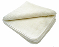 Muslinz Bamboo Cotton Terry Squares 50cm