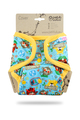 Petit Lulu Onesize Wrap: School Jungle