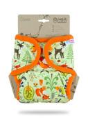 Petit Lulu Onesize Wrap: Forest Animals