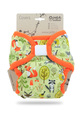 Petit Lulu Maxi XL Nappy Wrap: Forest Animals