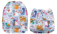 Mama Koala Onesize Pocket Nappy: Be My Valentine