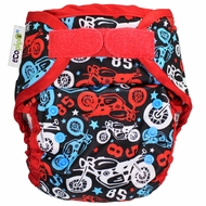 Ecopipo Onesize Wrap: Motorbikes