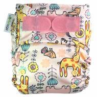 Ecopipo Onesize Wrap: Safari