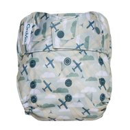 NEW! Grovia Onesize Hybrid All-in-two Nappy: Maverick