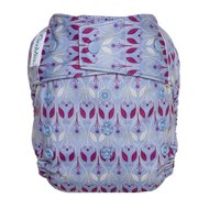 NEW! Grovia Onesize Hybrid All-in-two Nappy: Waverly