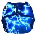 Imagine Baby Newborn Wrap: Lightning Strikes (LE)
