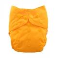 Alva Baby Onesize Nappy Wrap: Golden Yellow
