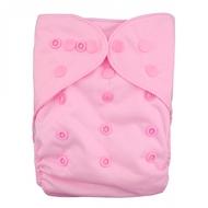 Alva Baby Onesize Nappy Wrap: Pink
