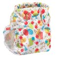 NEW! Too Smart Onesize Nappy Wrap 2.0: Birthday Party
