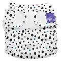 NEW! Bambino Mioduo Nappy Wrap: Dalmatian Dots