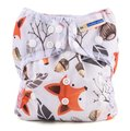 Motherease Duo Onesize Wrap: Foxy